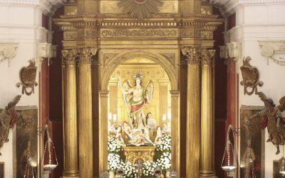 Actos cultuales y culturales en honor y gloria a San Rafael (2017)