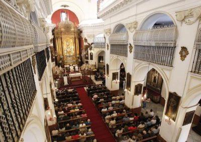 Iglesia de San Rafael 1